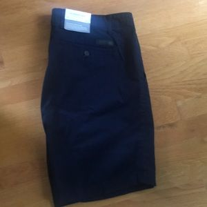AG Adriano Goldschmied Navy shorts size 38